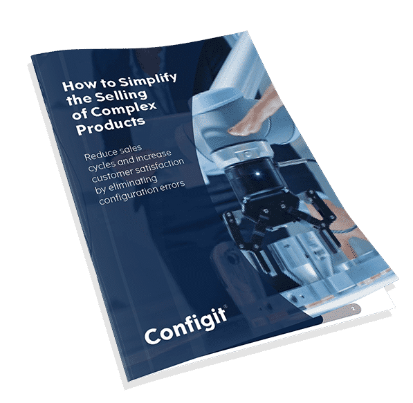 How to simplify the selling of complex products whitepaper cover
